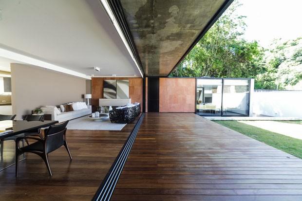Casa Perffectta Arquitetos (Foto: Daniel Sorrentino / divulgação) (Foto: Foto: Daniel Sorrentino | divulg)