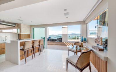 TOPVIEW | Views of ADD: Estilo atemporal e contemporâneo marcam projeto de apartamento