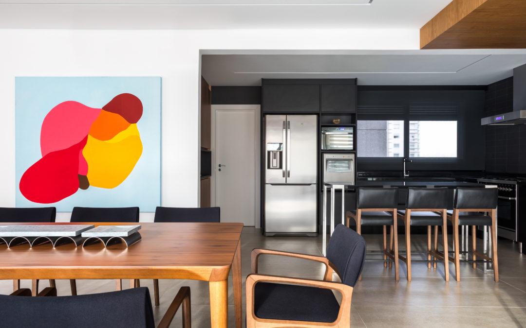 Apartamento EJR / Schuchovski Arquitetura